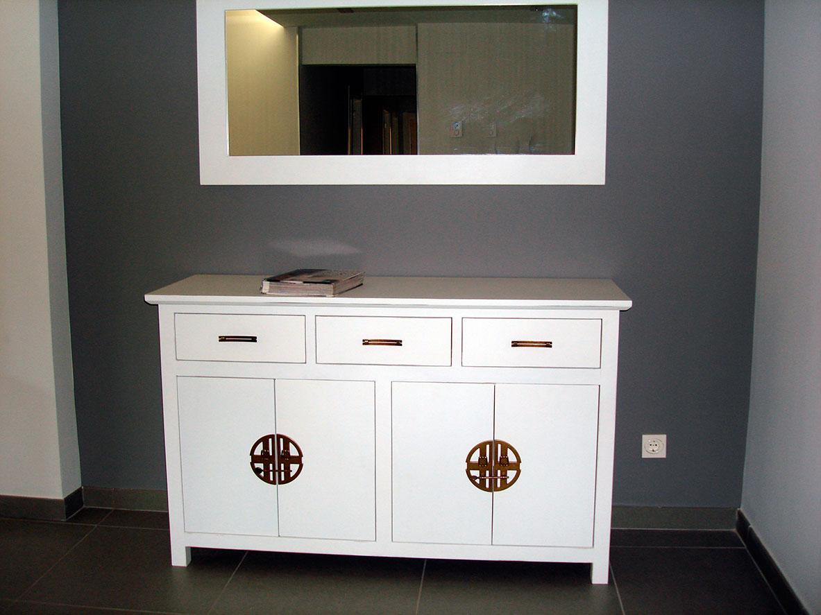 Mueble De Mesa De Recibidor Bilmendi - Mesa-de-recibidor