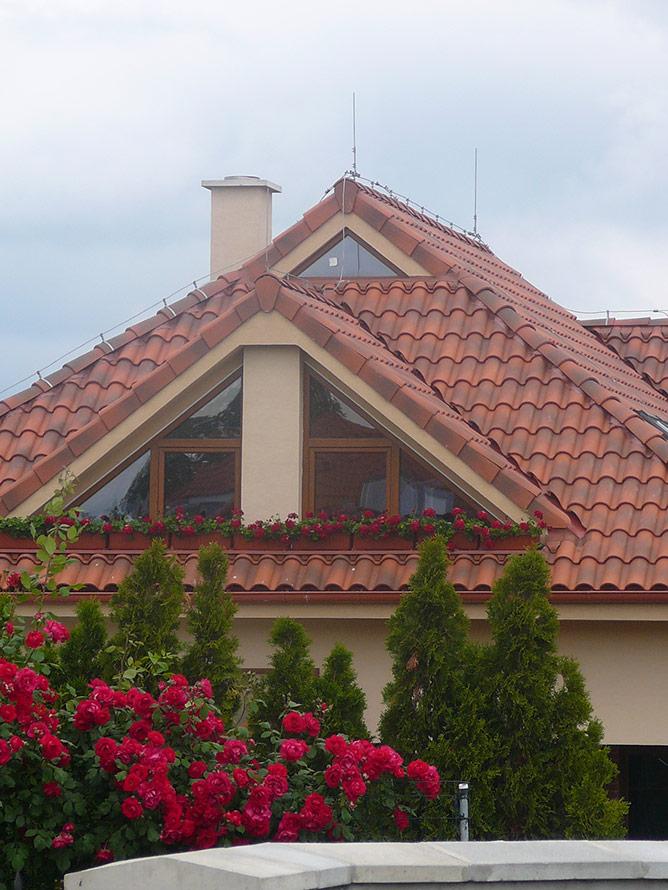 Vista tejado parcial